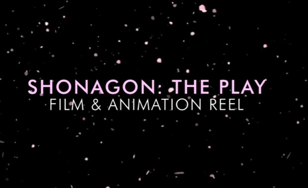 Shonagon: Film & Animation Reel