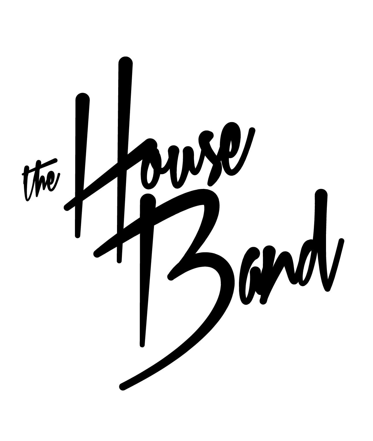 The Houseband – logo 1