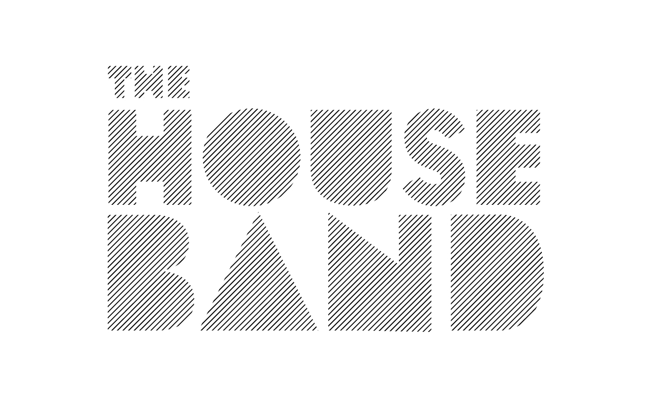 The Houseband – logo 2