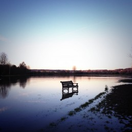 Lone Bench Cookham