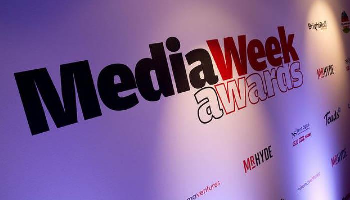2x Media Week Award Nominations
