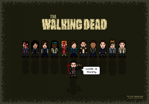 The 8-Bit Walking Dead