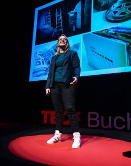 Antonia Bonello TEDx