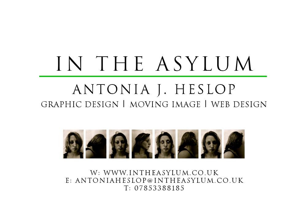 Antonia – Bus. Card