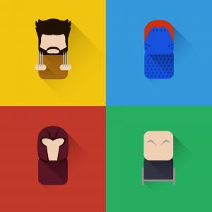 X-Men Icons